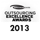 2013 Outsourcing Excellence Awards Winners