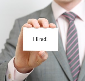Outsourcing advisors hiring process